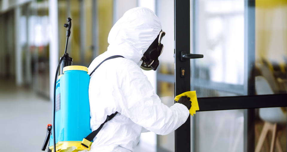 High-Touch Surface Disinfectant Service Minneapolis & St. Paul