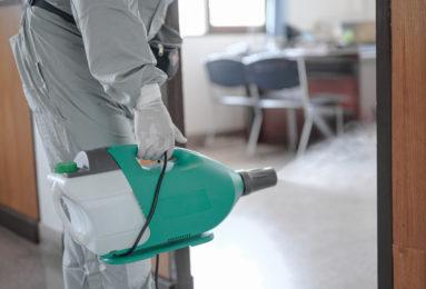 Disinfectant Service Minneapolis & St. Paul